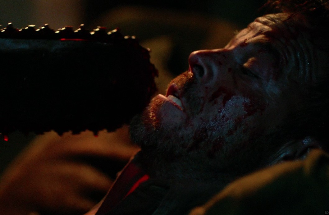 Leatherface. Fuente: Bloody Disgusting.com
