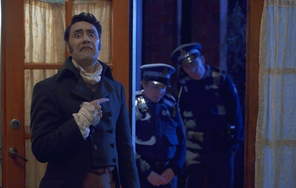 What we do in the Shadows. Fuente: Bloody Disgusting