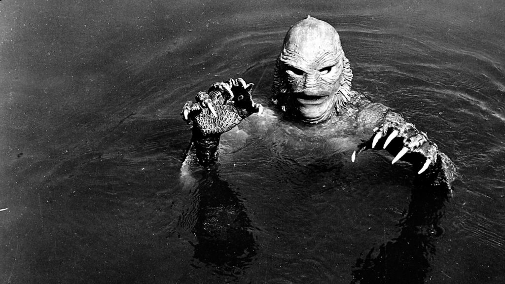 Creature from the Black Lagoon. Fuente: Deen of Geek