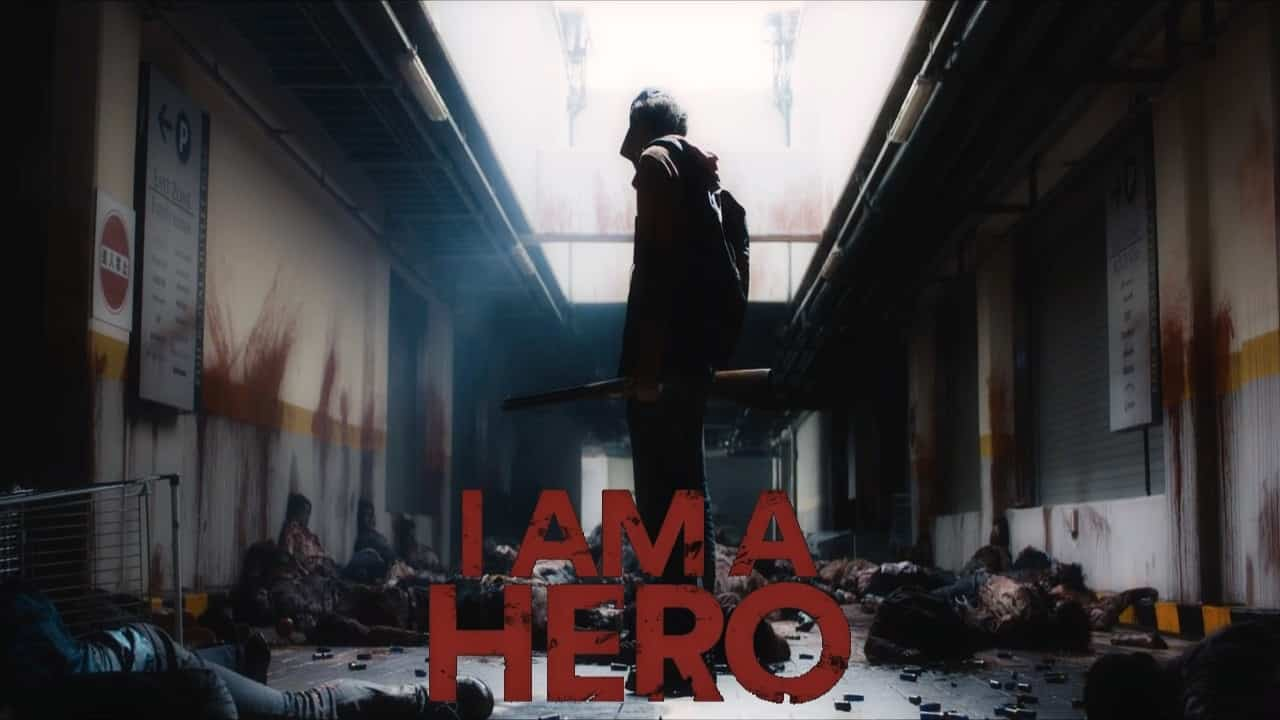 I am a Hero. Fuente: Youtube