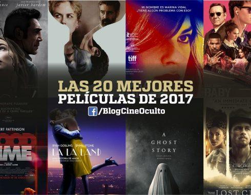 Ranking 2017 Las Mejores 20 Películas Del Año Que Se Fue Cine O Culto