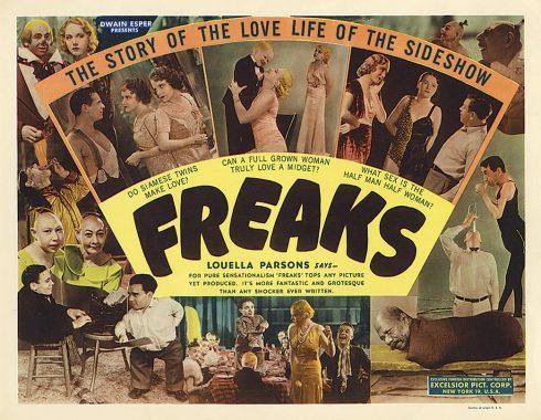 Freaks. Fuente: Wikipedia.com