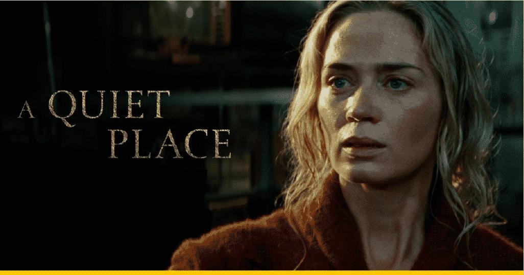 Un Lugar En Silencio Promete Ser La Mejor Película De Terror Del 2018