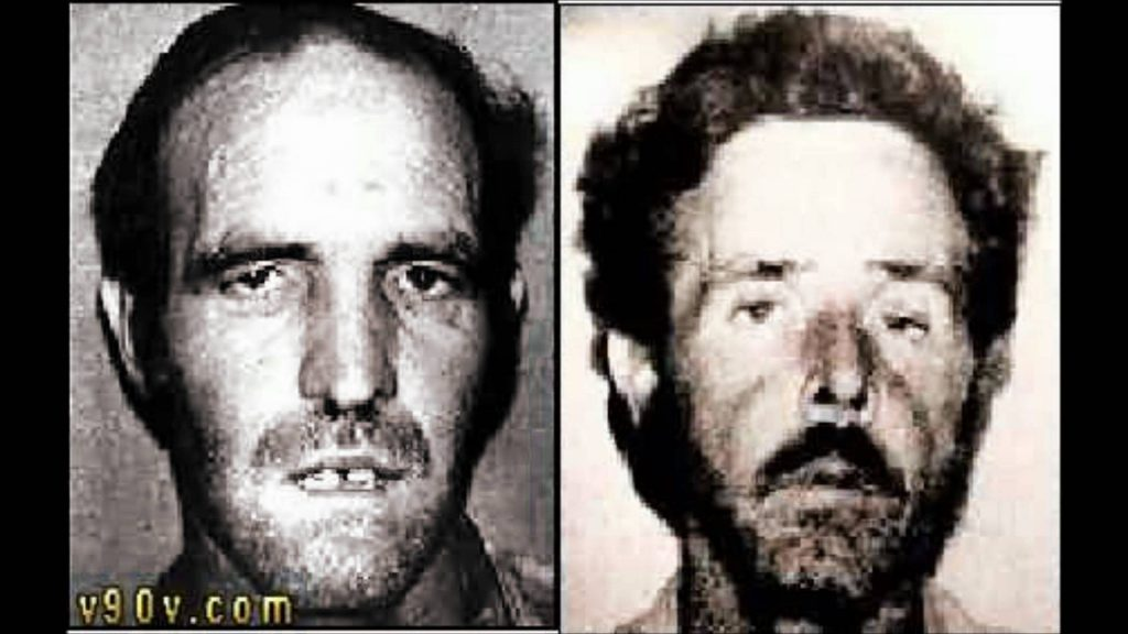 Henry Lee Lucas y Ottis Toole. Fuente: Youtube