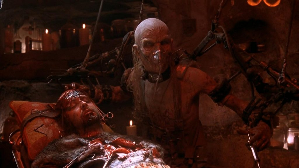 House of the 1000 corpses. Fuente: Bloody Disgusting