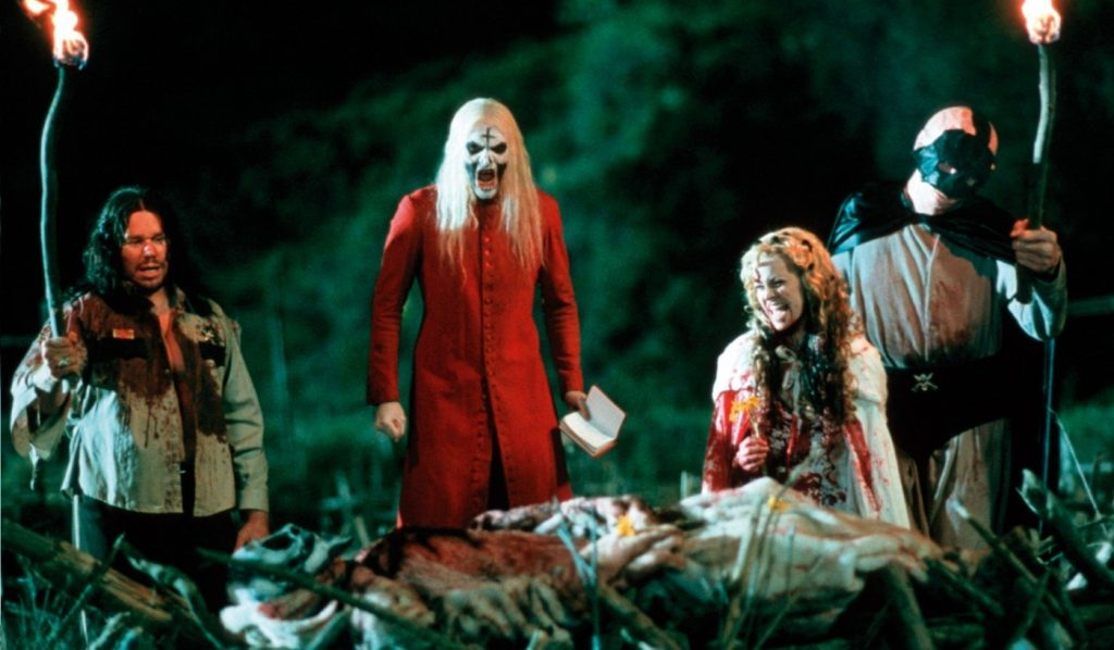 House of the 1000 corpses. Fuente: The Horror Syndicate