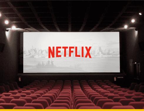 Pantalla cine Netflix