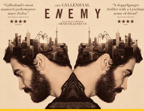 Imagen promocional de 'Enemy', dir. Denis Villeneuve