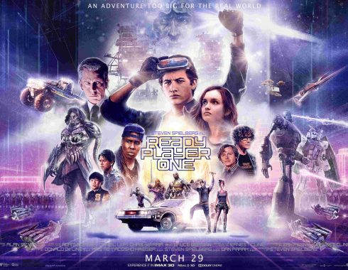 Ready Player One, Fuente: En serio