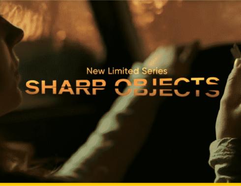 Imagen tomado del teaser trailer de la serie Sharp Objects