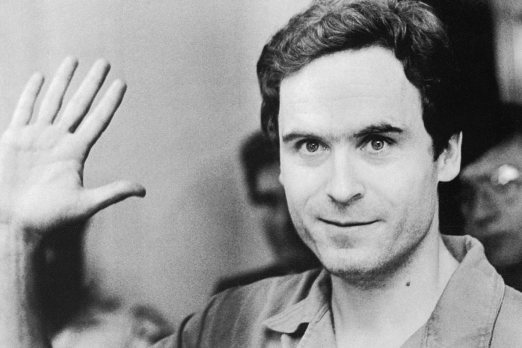 Ted Bundy. Fuente: Thesun