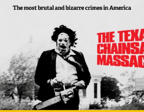 Imagen promocional de 'The Texas Chainsaw Massacre'