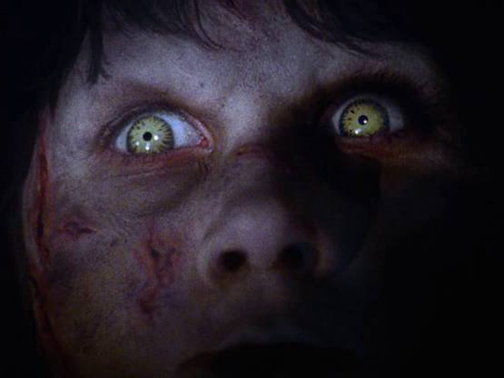The Exorcist. Fuente: Fanpop.com