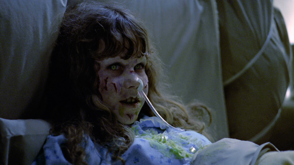 The Exorcist. Fuente: The Main Damie.com
