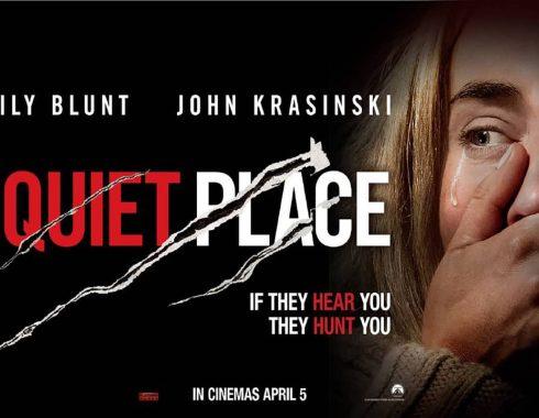 Un lugar en silencio. Fuente: The Examiner.com