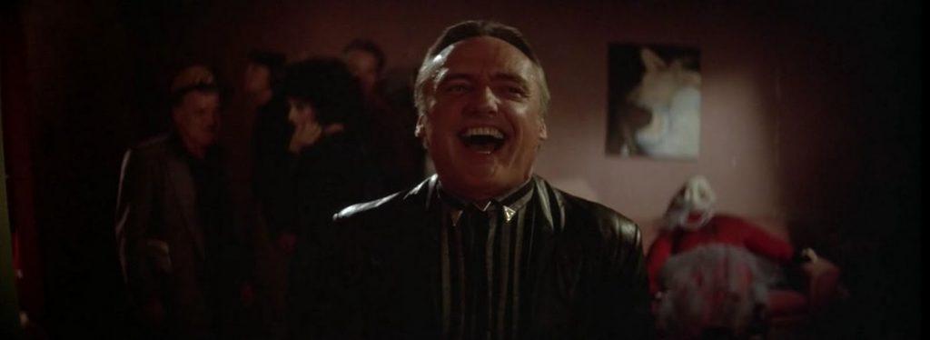Frank, uno de los villanos más perturbadores del cine