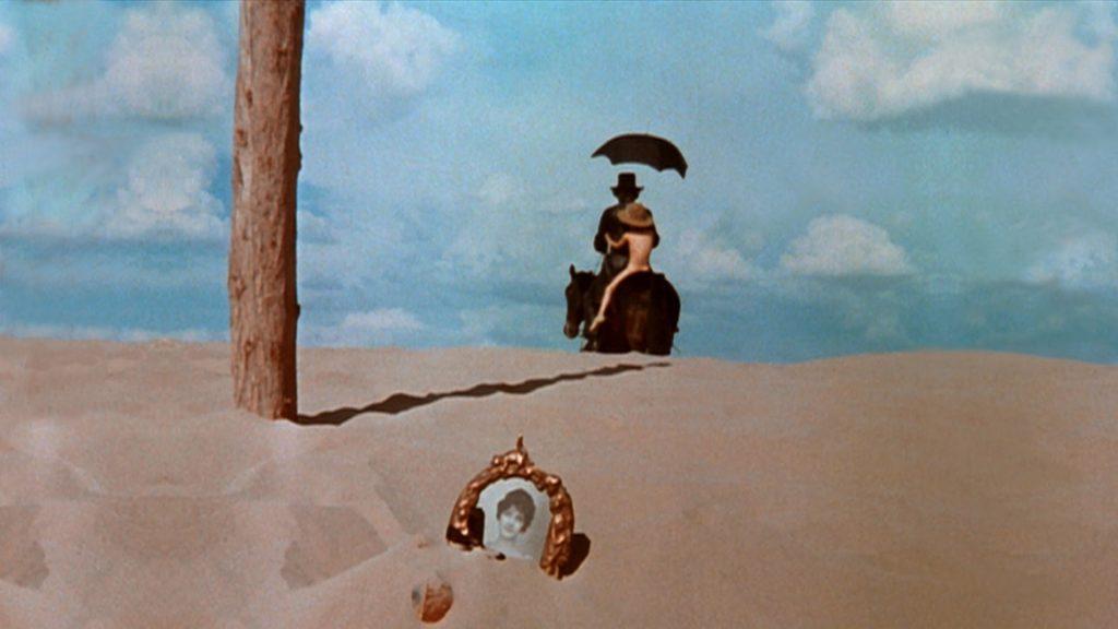 El Topo, Alejandro Jodorowski, 1970.