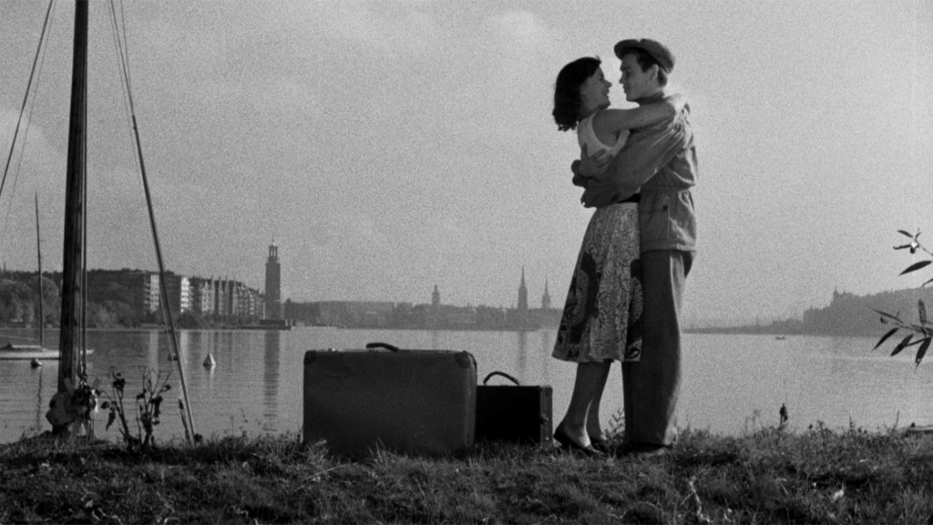 Un verano con Mónica (1953) de Ingmar Bergman