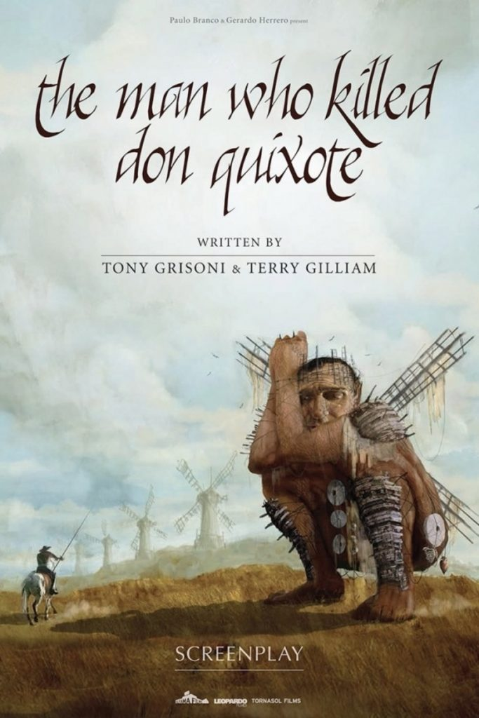 Terry Gilliam The man who killed don Quixote
