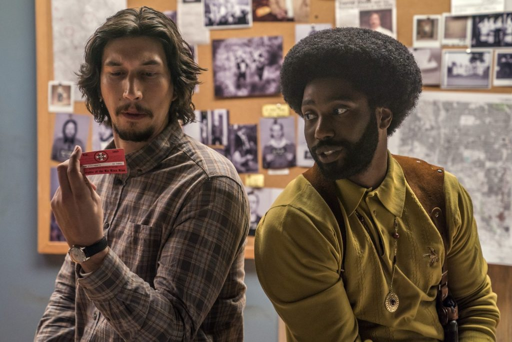 John David Washington, Adam Driver