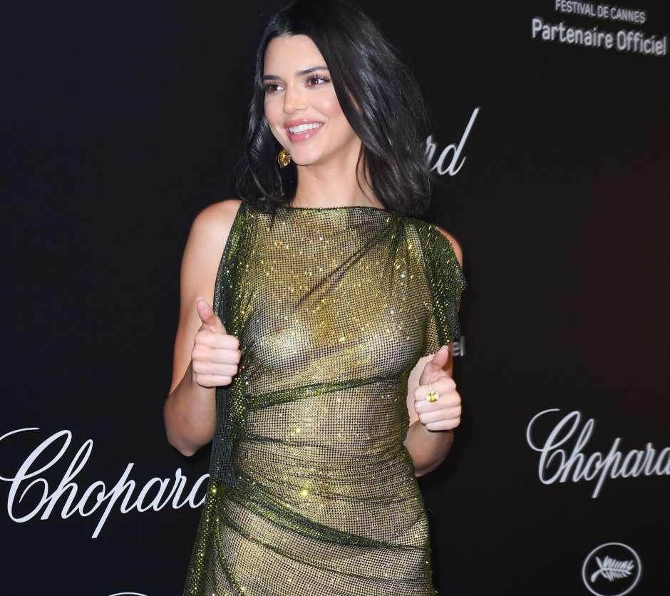 Festival de Cannes, Kendall Jenner. Fuente: Variety.com