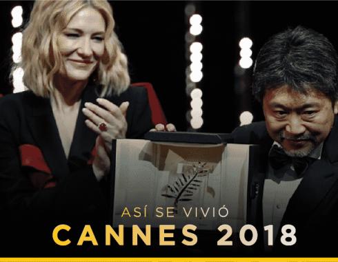 El ganador de la Palma de Oro: Hirokazu Kore-eda,
