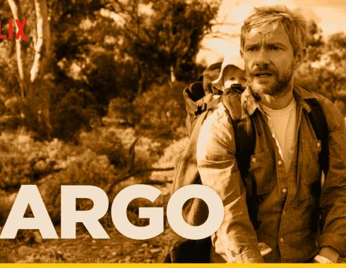 Martin Freeman en la película 'Cargo'