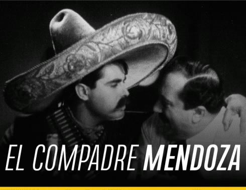 Escena de 'El Compadre Mendoza'