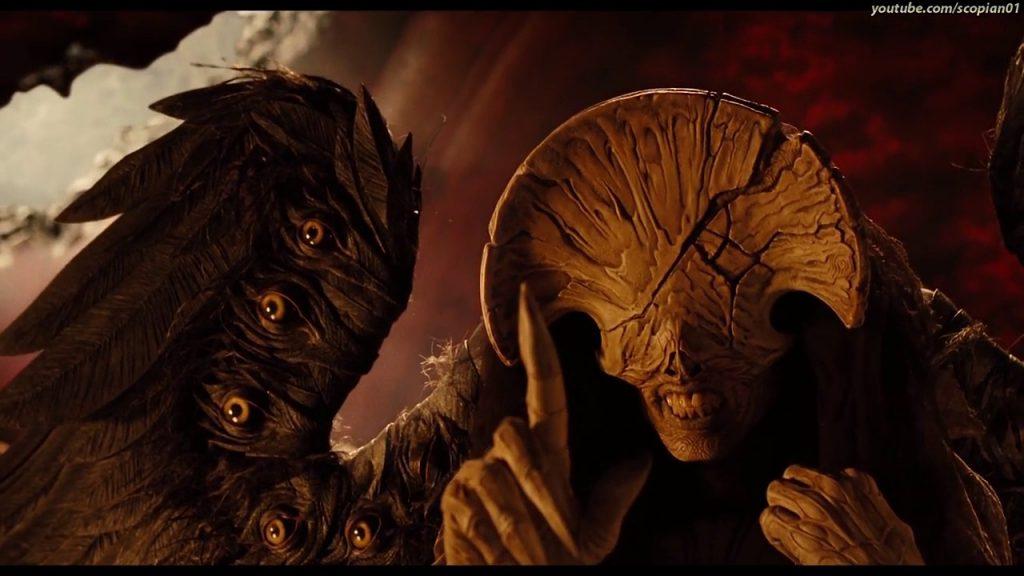 Hellboy: El ejercito dorado. Fuente: IMDb.com