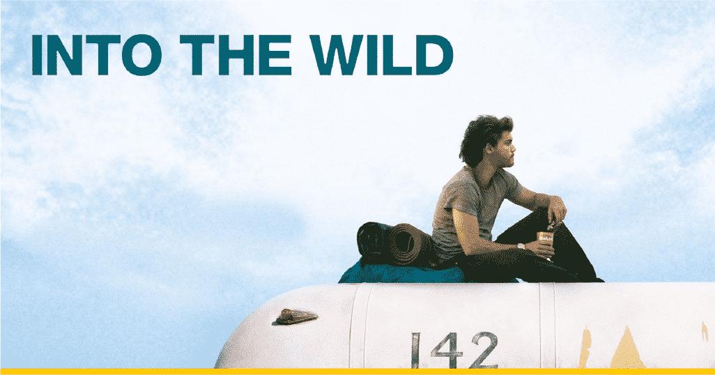 Imagen promocional de 'Into the Wild'