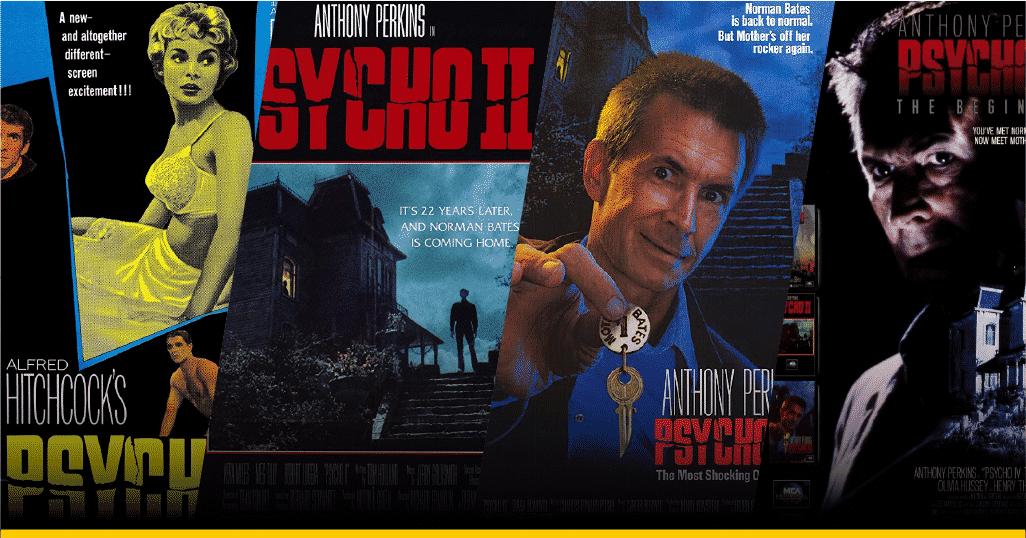 Covers saga 'Psycho'