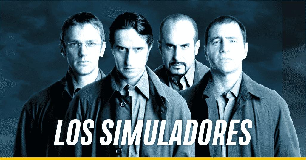 Imagen promocional 'Los Simuladores'