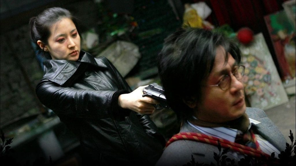 Sympathy for Lady Vengeance. Fuente: Film-Cine.com