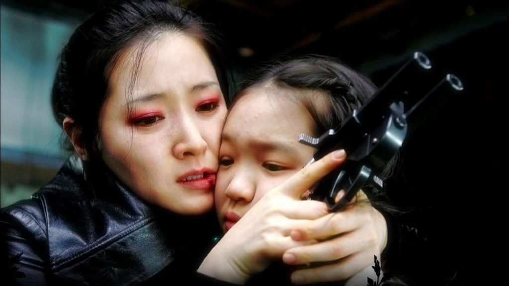 Sympathy for Lady Vengeance. Fuente: PeliculaxD.com