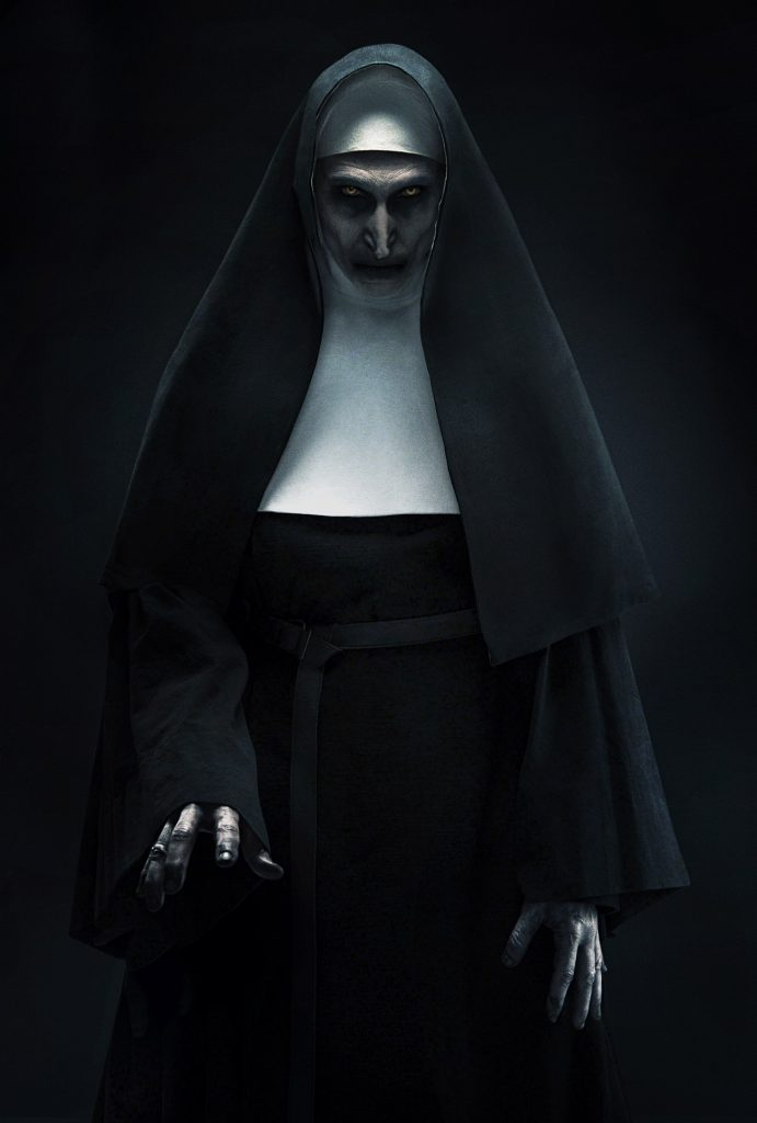 The Nun. Fuente: Bloody Disgusting.com