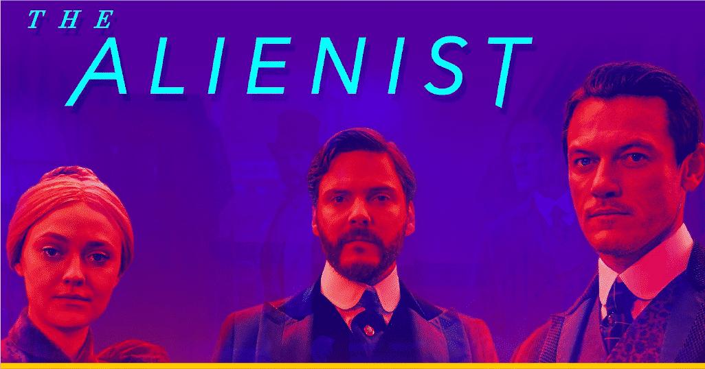 Imagen promocional de la serie 'The Alienist'