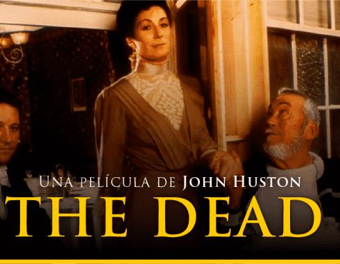 Escena de la película 'The Dead' de 1987