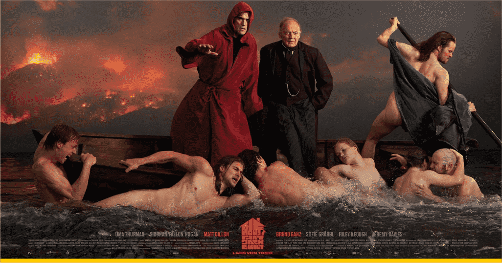 Promocional de The House That Jack Built