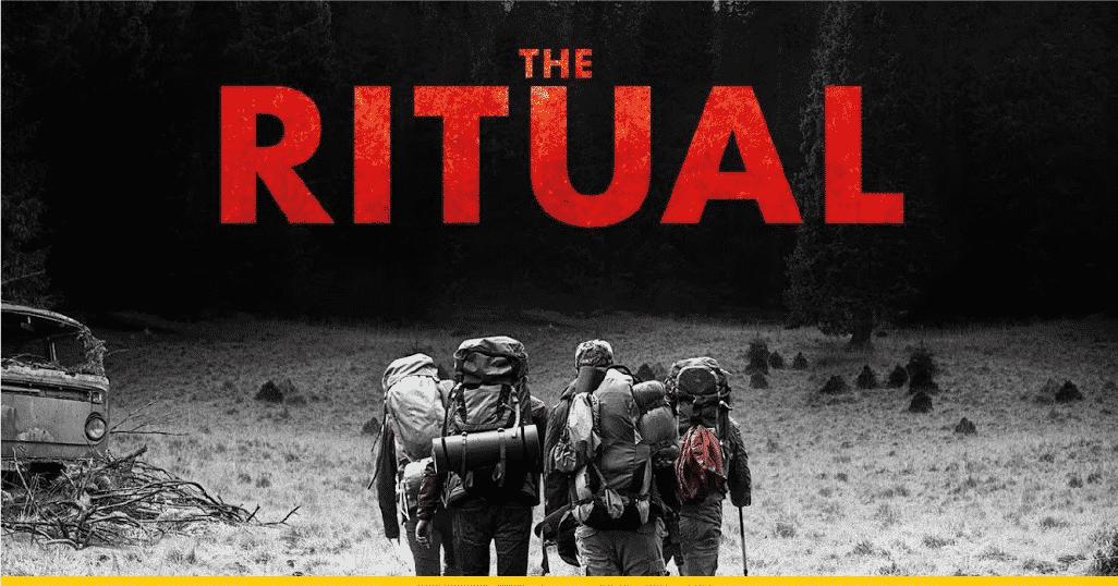 Póster de 'The Ritual'