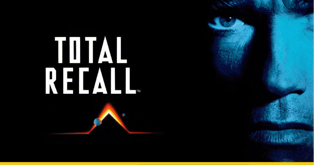 Póster 'Total Recall'