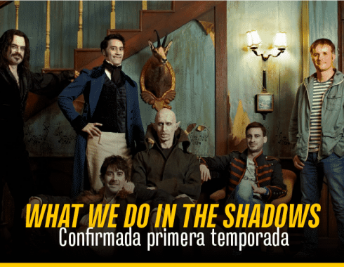Confirmada I temporada de 'What We Do in the Shadows'