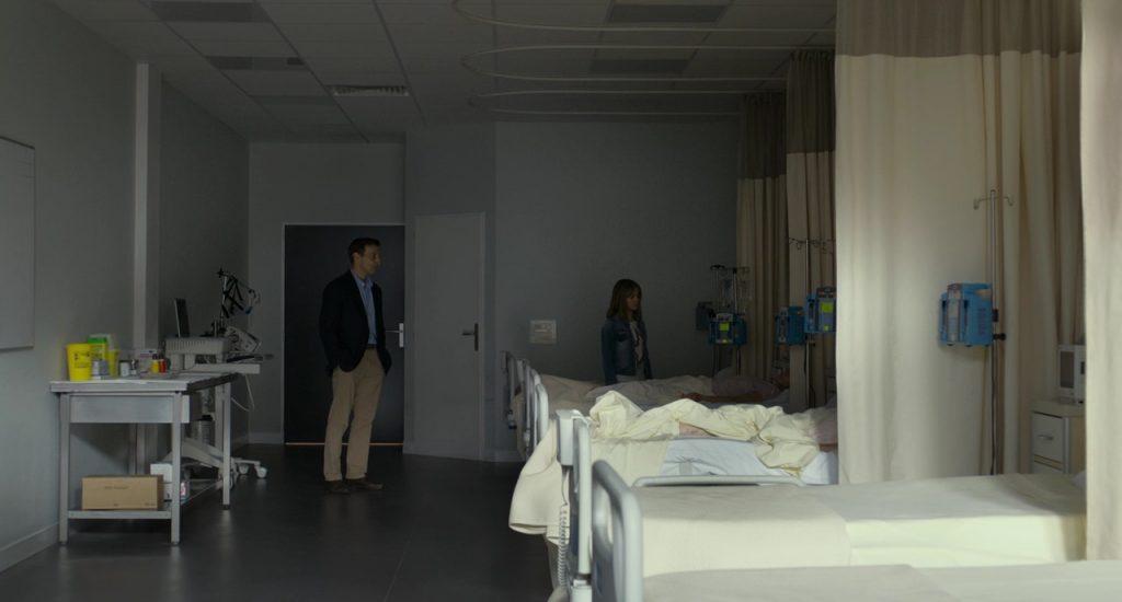 La muerte es un tema fundamental de la película