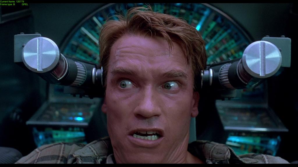Arnold Schwarzenegger como Douglas Quaid