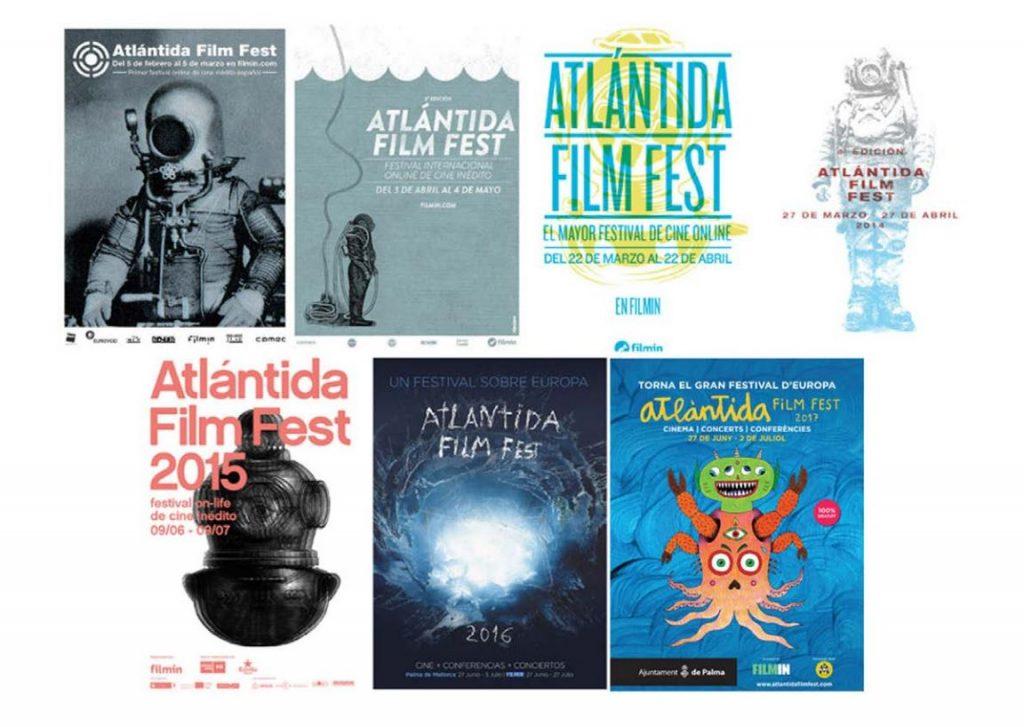 Atlántida Film Fest, ediciones pasadas