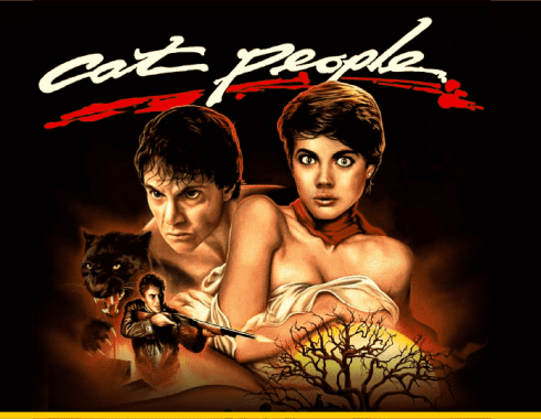 Cover del BluRay de 'Cat People'