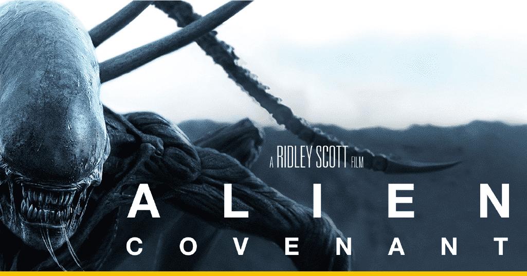 Imagen promocional de 'Alien Covenant'