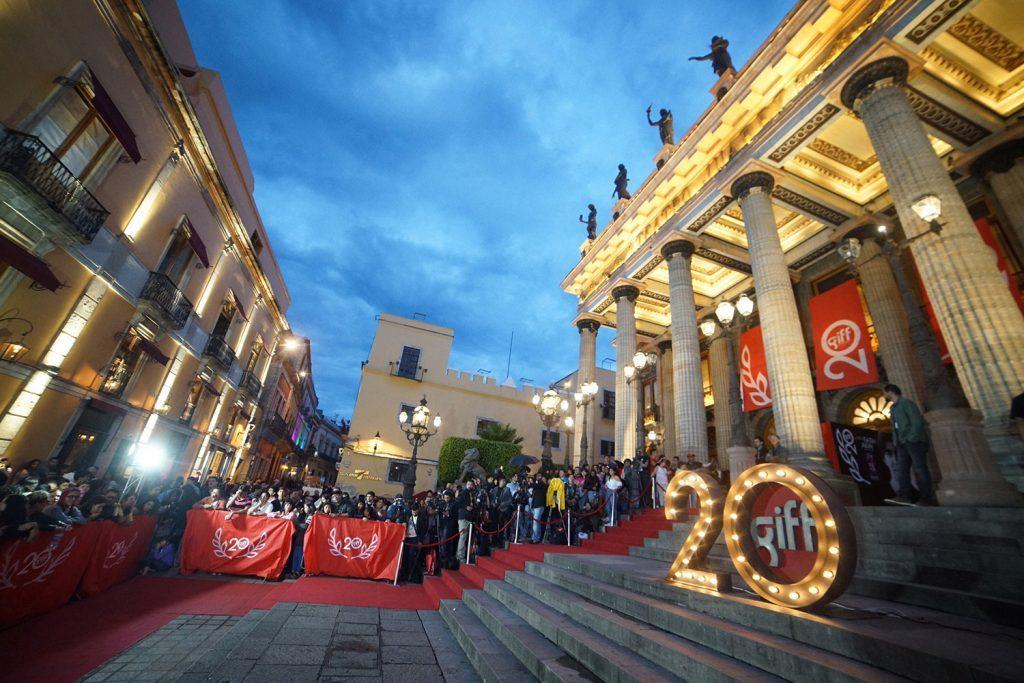 La ciudad de Guanajuato ofrece el enlace entre los grandes y el talento emergente