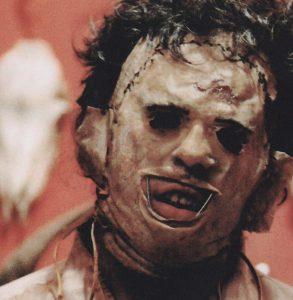 La masacre de Texas, 1974. Leatherface. Fuente: Monstersvault.com