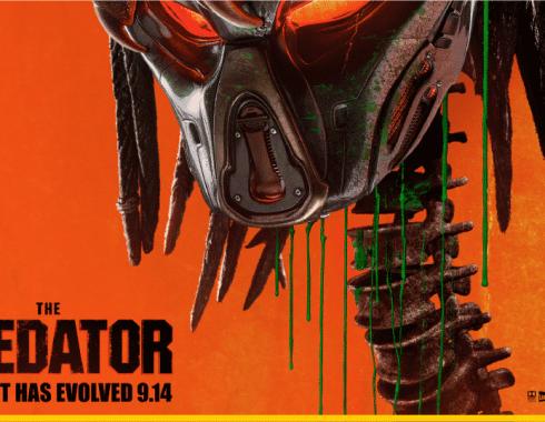 Póster oficial 'The Predator'