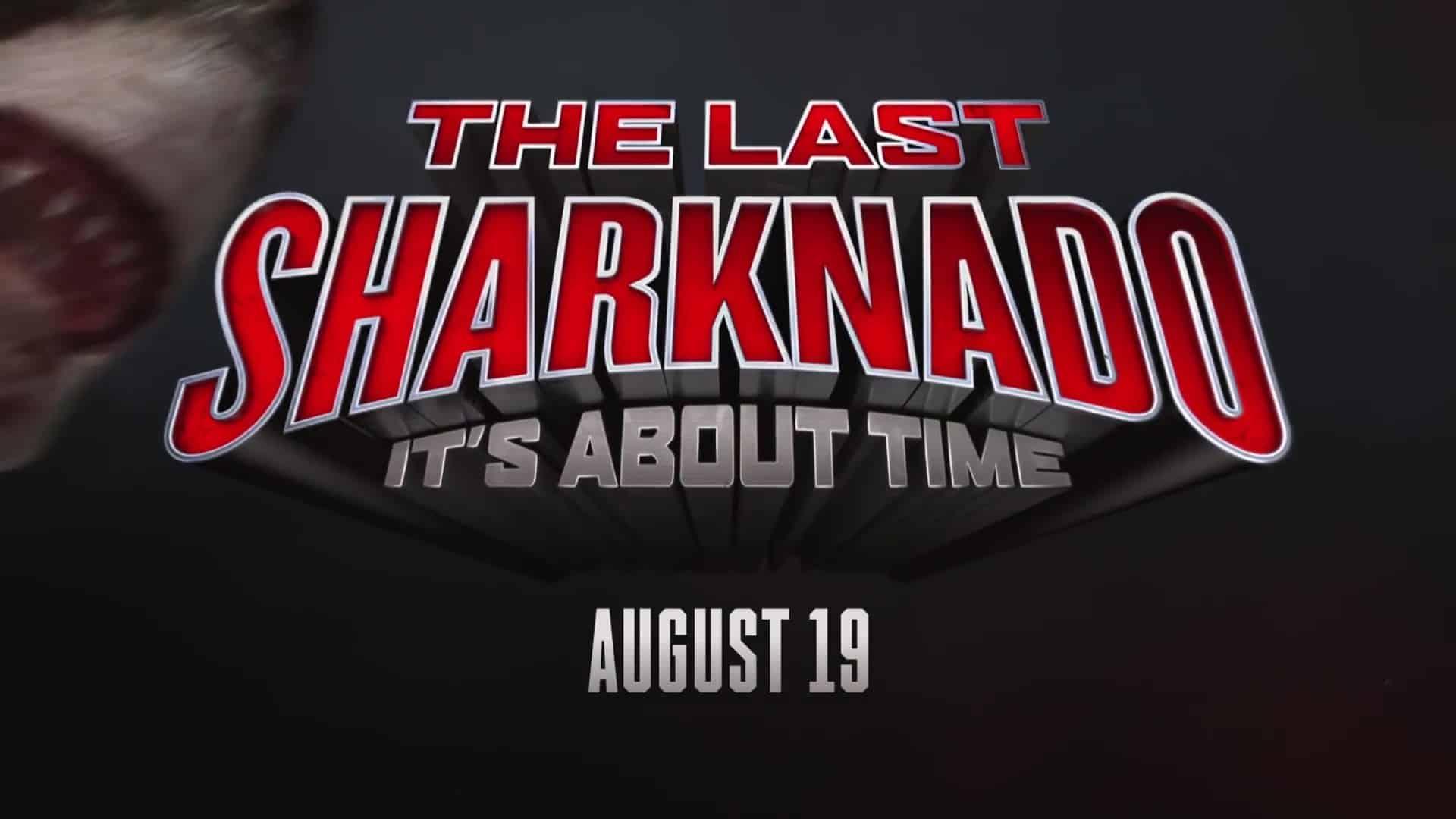 Sharknado 6. Fuente: Teaser Trailer.com